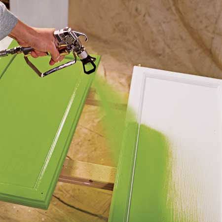 The Cabinet Refinishing Process 7 Simple Steps