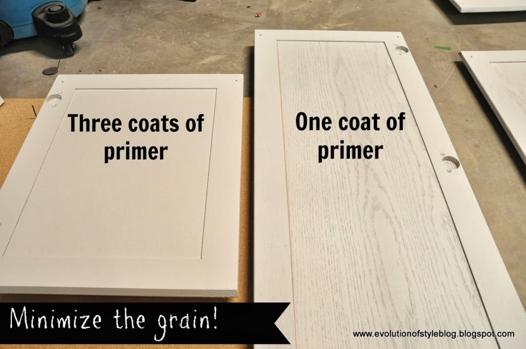 The Cabinet Refinishing Process - 7 simple steps