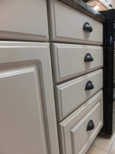 Buckley Painted Kitchen Cabinets