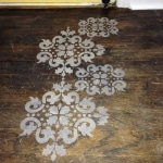 Stenciled foyer 02