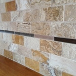 Travertine tile 08