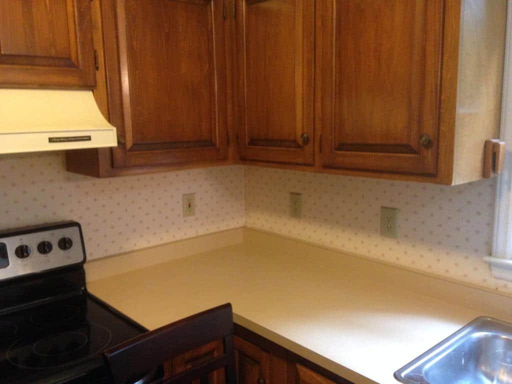 Fuquay Varina Kitchen Cabinet Transformation