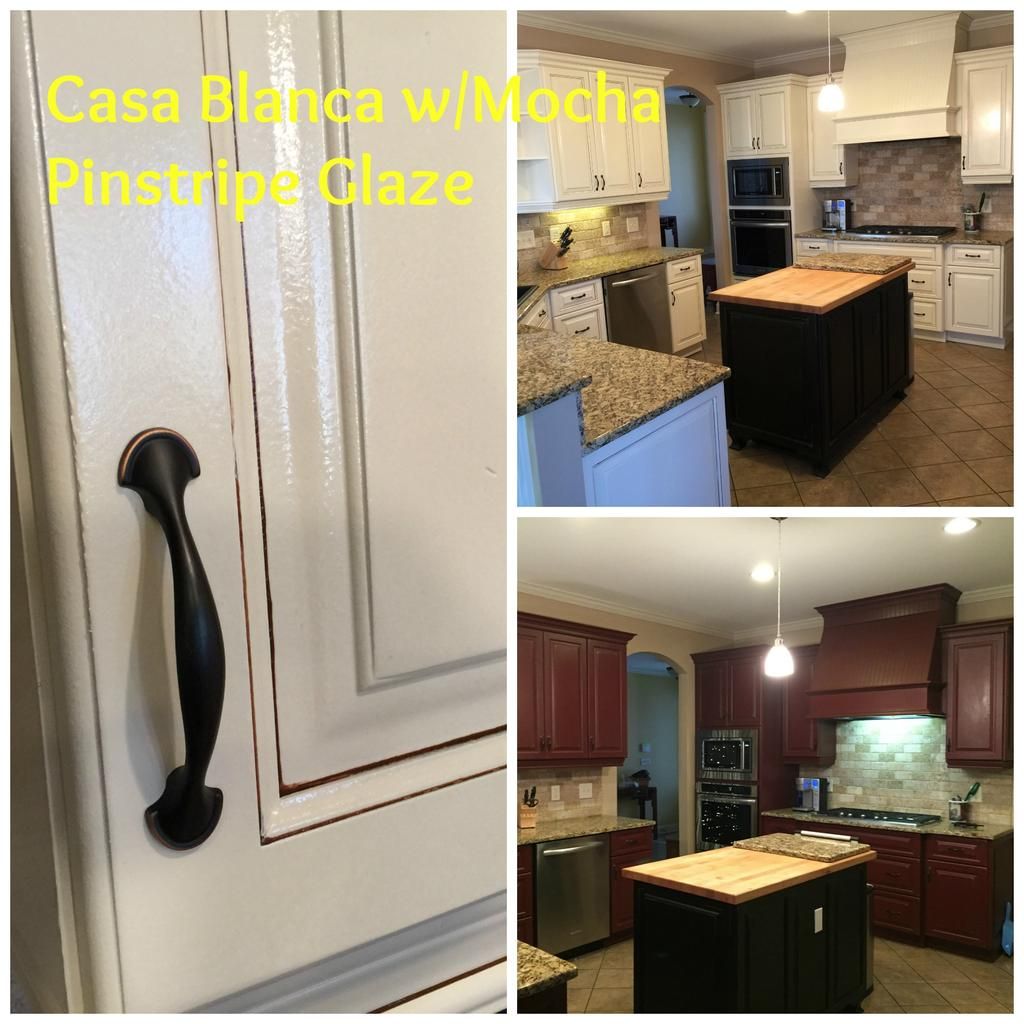 Painting Vs Refacing Kitchen Cabinets Before Amp Afters 2 Cabinet Girls