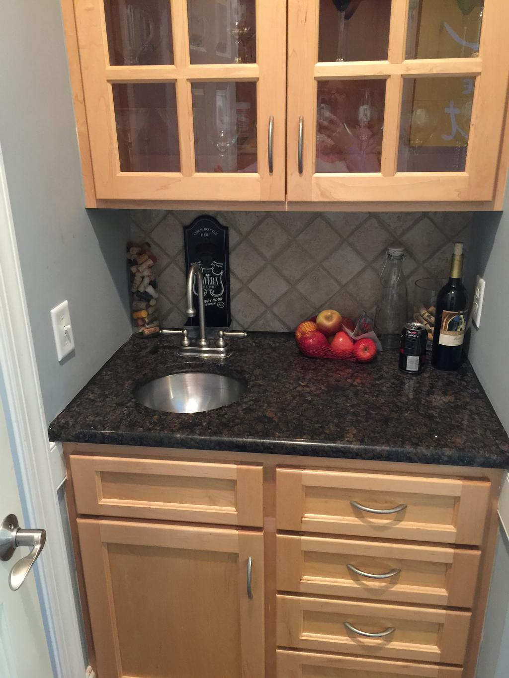 Paint And Glaze Kitchen Cabinets