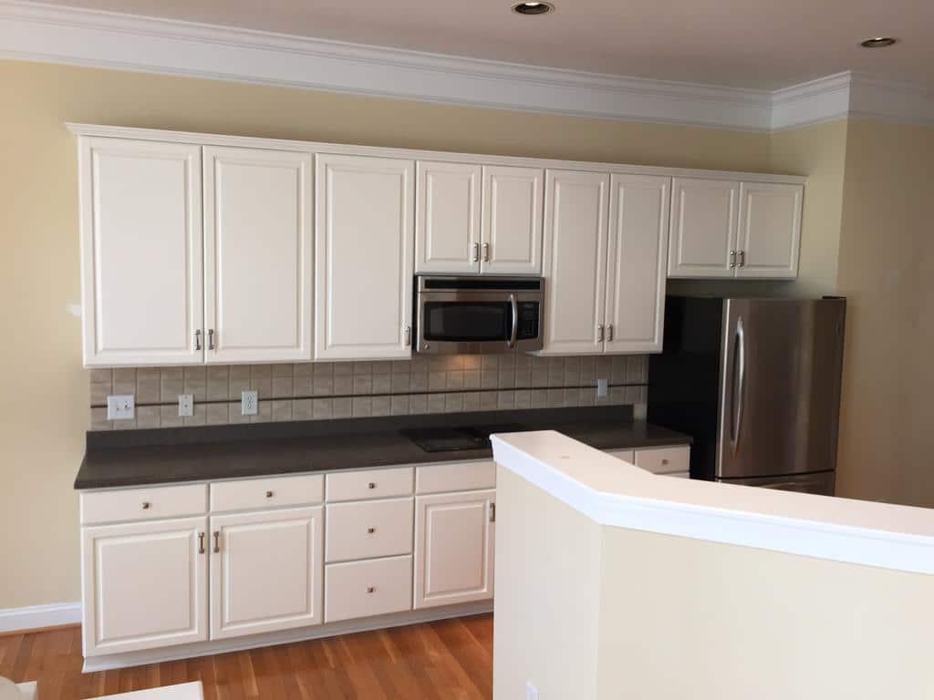 Painting Kitchen Cabinet Hardware