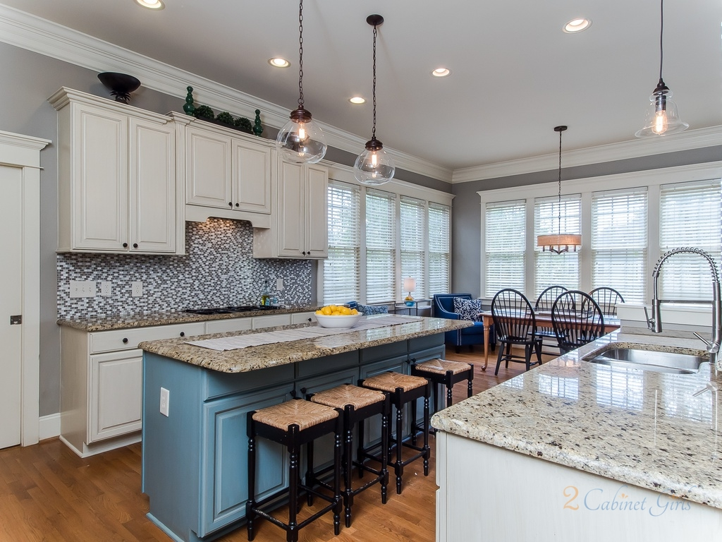 Anew Gray Kitchen Cabinets