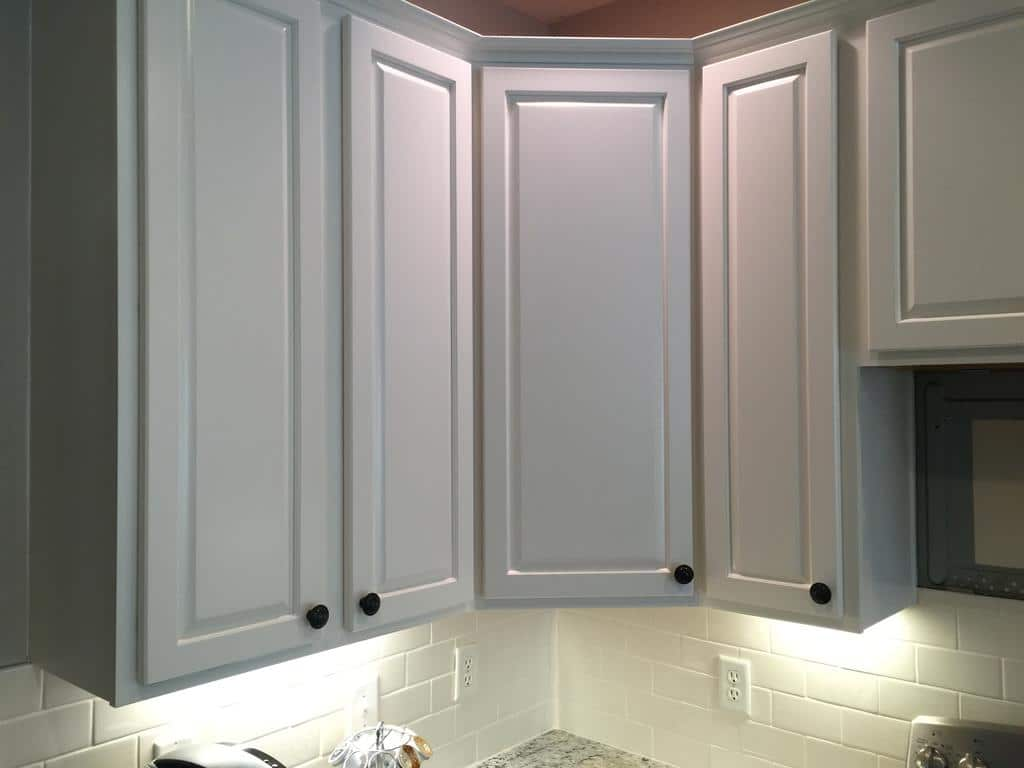 Kitchen Cabinets Off White