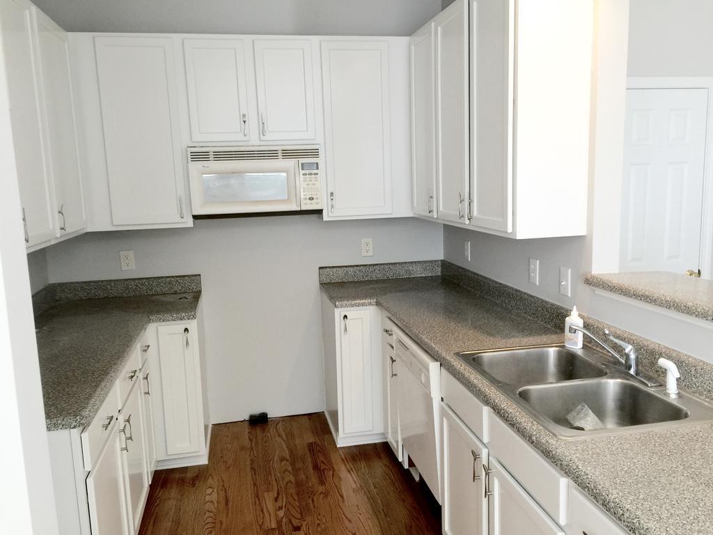 White Wisp Kitchen 2 Cabinet Girls