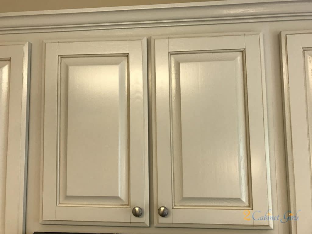 White Walls White Cabinets