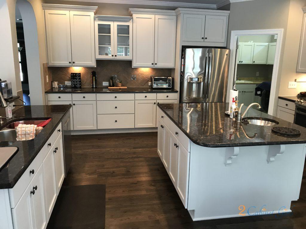 Dark Gray Kitchen Cabinets Paint