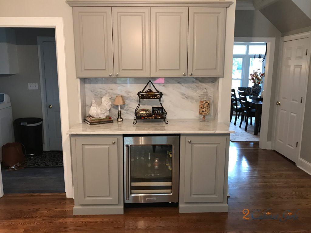 Dorian gray built in bar 2 cabinet girls - Built in bar cabinets ...