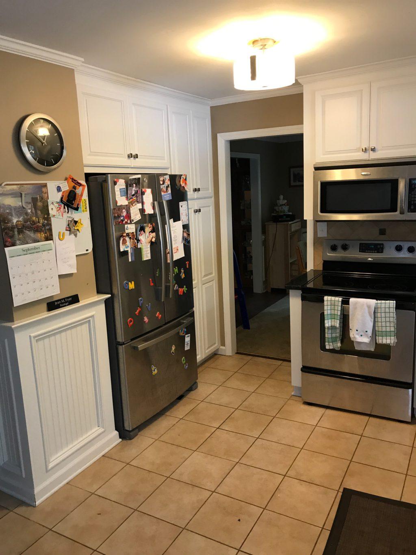 Chantilly Lace Kitchen Update 2 Cabinet Girls