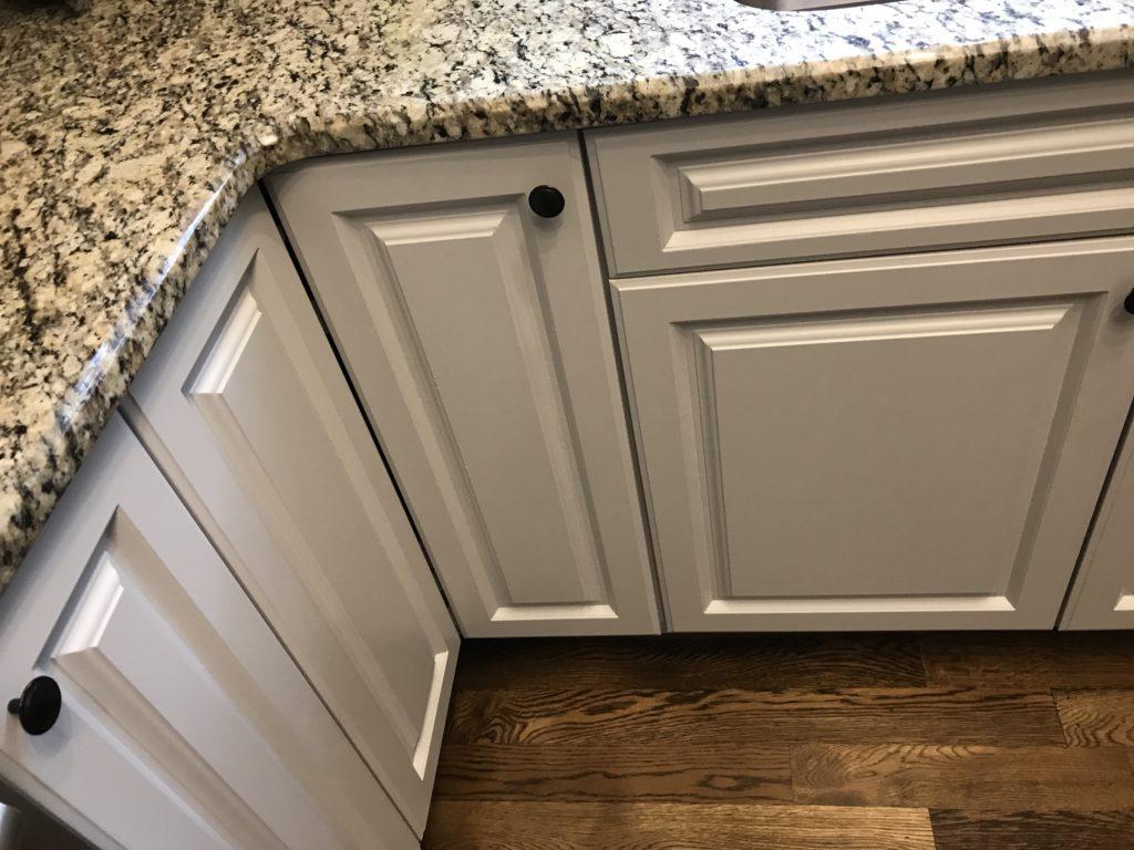 Light French Gray Kitchen Update 2 Cabinet Girls