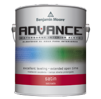 Benjamin Moore Advanced paint for painting cabinets