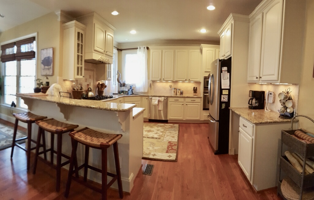Custom Color Match Kitchen And Laundry Room 2 Cabinet Girls
