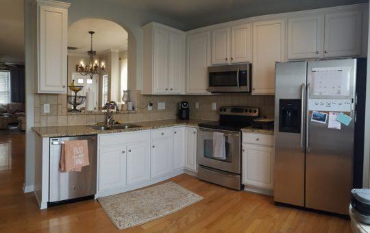 Incredible White Kitchen