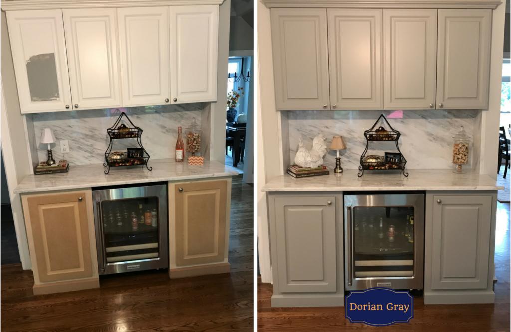 Dorian Gray Built In Bar 2 Cabinet Girls