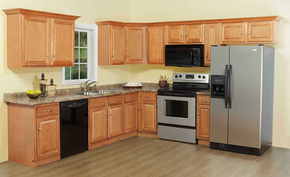 Kitchen cabinet painting candidate