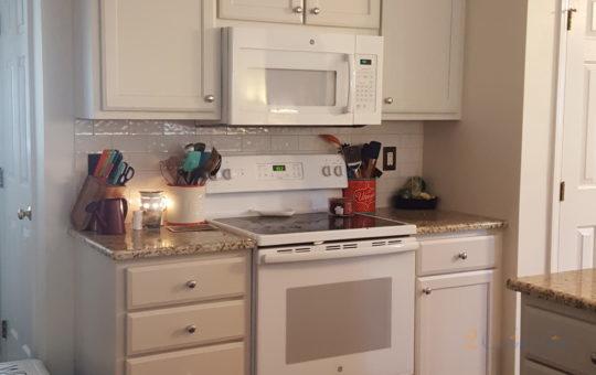Balboa Mist Kitchen