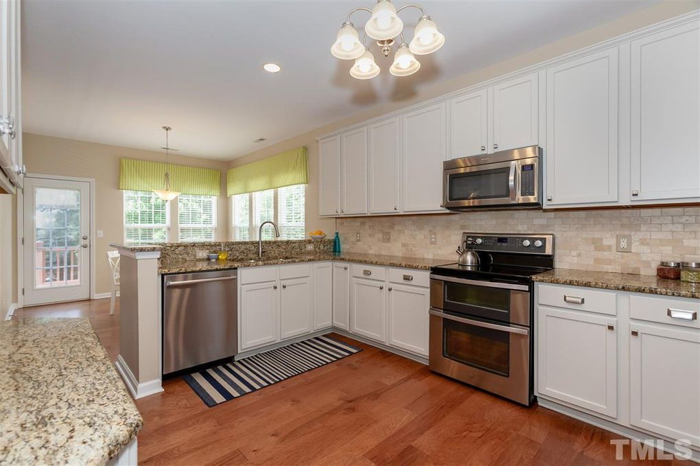 Kitchen Cabinets Painted Baby Fawn White In The Long Lake