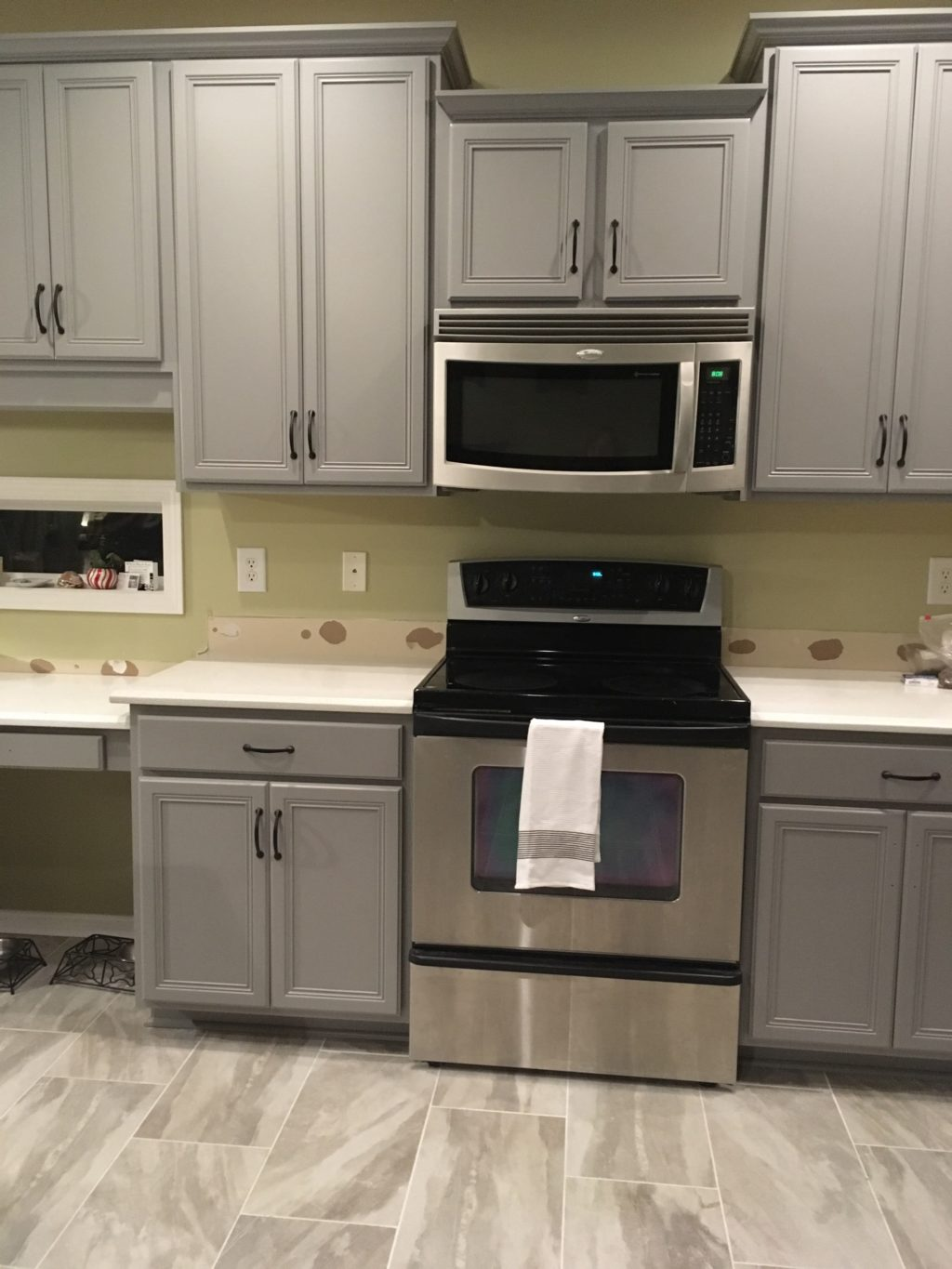 Kitchen Colors With Oak