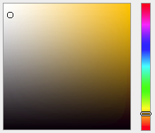 Color spectrum analysis for Alabaster cabinet paint color