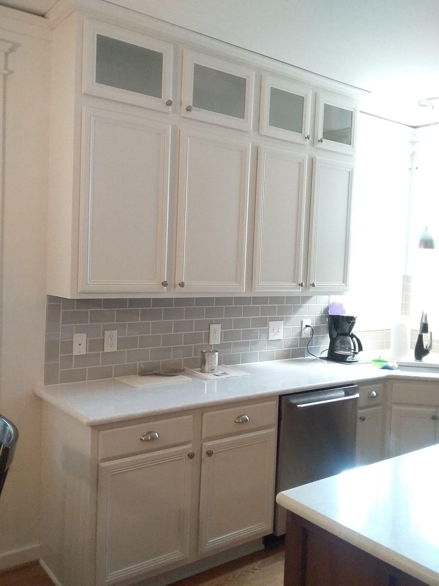 Alabaster Kitchen - 2 Cabinet Girls