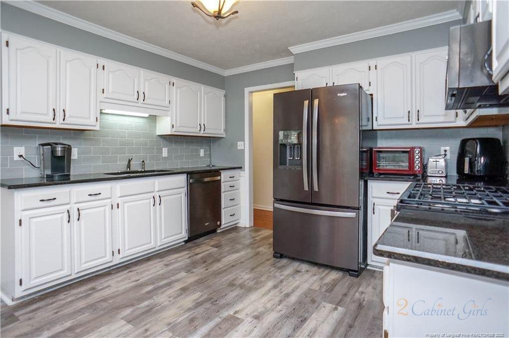Snowbound Painted Oak Kitchen Cabinets 2 Cabinet Girls